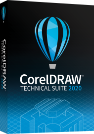 CorelDRAW Technical Suite 2020 - Education Edition (Download), Best.Nr. COO426, erschienen 06/2020, € 114,95