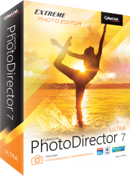 CyberLink PhotoDirector 7 Ultra Win/MAC, Best.Nr. CY-212, € 79,95