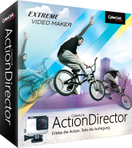 CyberLink ActionDirector, Best.Nr. CY-226, € 42,95