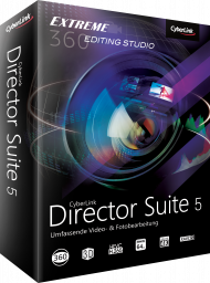 CyberLink Director Suite 5 UPG v. Director Suite 1-4, Best.Nr. CY-245, € 139,00