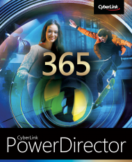 CyberLink PowerDirector 365 für Windows Jahresabo (Download), Best.Nr. CY-286, erschienen 02/2019, € 59,95