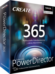 CyberLink PowerDirector 365