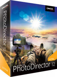 PhotoDirector 12 Ultra UPG v. 10/11 Ultra Win, Best.Nr. CY-333, € 54,95
