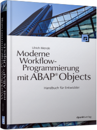 Moderne Workflow-Programmierung mit ABAP Objects, Best.Nr. DP-013, € 64,90