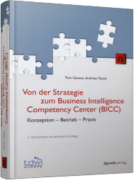 Von der Strategie zum Business Intelligence Competency Center, Best.Nr. DP-043, € 69,90