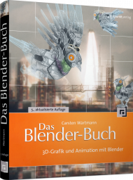 Das Blender-Buch, Best.Nr. DP-051, € 39,90