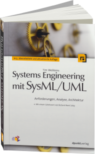 Systems Engineering mit SysML/UML, Best.Nr. DP-091, € 42,90