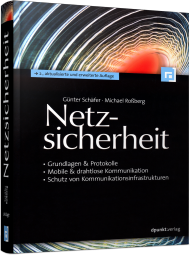 Netzsicherheit, ISBN: 978-3-86490-115-7, Best.Nr. DP-115, erschienen 08/2014, € 49,90