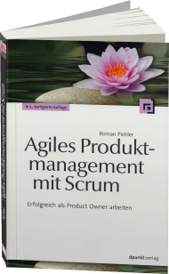 Agiles Produktmanagement mit Scrum, ISBN: 978-3-86490-142-3, Best.Nr. DP-142, erschienen 01/2014, € 24,90