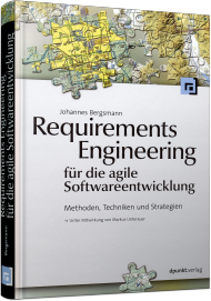 Requirements Engineering f�r die agile Softwareentwicklung, Best.Nr. DP-149, € 34,90