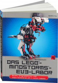 Das LEGO®-Mindstorms®-EV3-Labor, ISBN: 978-3-86490-152-2, Best.Nr. DP-152, erschienen 04/2014, € 24,90