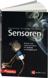 Sensoren, ISBN: 978-3-86490-160-7, Best.Nr. DP-160, erschienen 11/2014, € 29,90