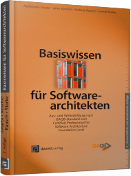 Basiswissen für Softwarearchitekten, Best.Nr. DP-165, € 32,90