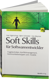 Soft Skills f�r Softwareentwickler, Best.Nr. DP-1904, € 36,90