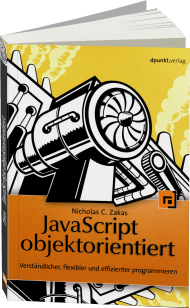 JavaScript objektorientiert, ISBN: 978-3-86490-202-4, Best.Nr. DP-202, erschienen 09/2014, € 19,95