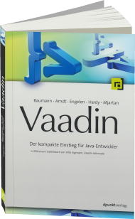 Vaadin, ISBN: 978-3-86490-206-2, Best.Nr. DP-206, erschienen 01/2015, € 34,90