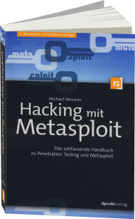 Hacking mit Metasploit, Best.Nr. DP-224, € 46,90