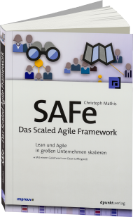 SAFe - Das Scaled Agile Framework, Best.Nr. DP-228, € 36,90