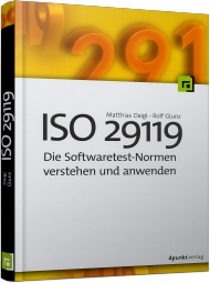 ISO 29119, ISBN: 978-3-86490-237-6, Best.Nr. DP-237, erschienen 02/2016, € 34,90