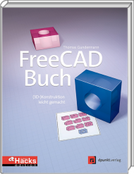 FreeCAD-Buch, Best.Nr. DP-252, € 29,90