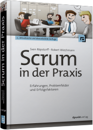 Scrum in der Praxis, ISBN: 978-3-86490-258-1, Best.Nr. DP-258, erschienen 11/2015, € 36,90