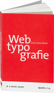 Webtypografie, Best.Nr. DP-2765, € 19,95