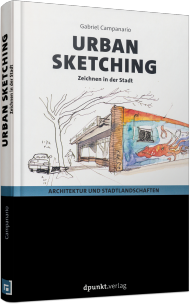 Urban Sketching, ISBN: 978-3-86490-287-1, Best.Nr. DP-287, erschienen 11/2015, € 16,95