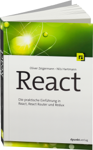React, ISBN: 978-3-86490-327-4, Best.Nr. DP-3274, erschienen 06/2016, € 32,90