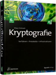Kryptografie, ISBN: 978-3-86490-356-4, Best.Nr. DP-356, erschienen 04/2016, € 54,90