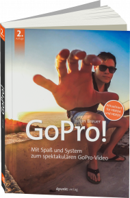 GoPro!, ISBN: 978-3-86490-367-0, Best.Nr. DP-367, erschienen 04/2017, € 22,90