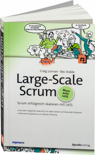 Large-Scale Scrum, ISBN: 978-3-86490-376-2, Best.Nr. DP-376, erschienen 02/2017, € 34,90