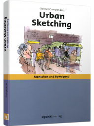 Urban Sketching, ISBN: 978-3-86490-381-6, Best.Nr. DP-381, erschienen 10/2016, € 16,95