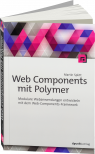 Web Components mit Polymer, Best.Nr. DP-386, € 29,90