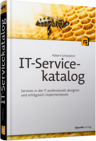 IT-Servicekatalog, ISBN: 978-3-86490-396-0, Best.Nr. DP-3960, erschienen 05/2017, € 49,90