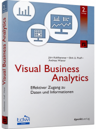 Visual Business Analytics, ISBN: 978-3-86490-410-3, Best.Nr. DP-410, erschienen 06/2018, € 69,90