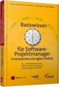 Basiswissen für Softwareprojektmanager, ISBN: 978-3-86490-429-5, Best.Nr. DP-429, erschienen 05/2017, € 36,90