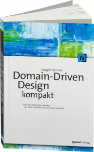 Domain-Driven Design kompakt, ISBN: 978-3-86490-439-4, Best.Nr. DP-439, erschienen 05/2017, € 29,90
