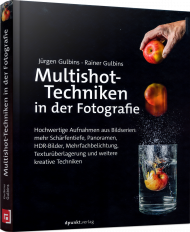 Multishot-Techniken in der Fotografie, ISBN: 978-3-86490-462-2, Best.Nr. DP-462, erschienen 04/2017, € 39,90