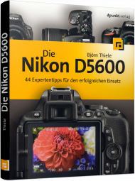Die Nikon D5600, Best.Nr. DP-467, € 24,90