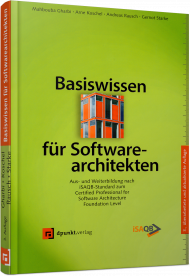 Basiswissen für Softwarearchitekten, ISBN: 978-3-86490-499-8, Best.Nr. DP-499, erschienen 10/2017, € 32,90