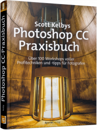 Scott Kelbys Photoshop CC Praxisbuch, ISBN: 978-3-86490-507-0, Best.Nr. DP-507, erschienen 11/2017, € 36,90