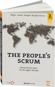 The People`s Scrum, ISBN: 978-3-86490-533-9, Best.Nr. DP-5339, erschienen 11/2017, € 19,95