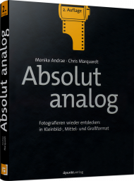 Absolut analog, ISBN: 978-3-86490-565-0, Best.Nr. DP-5650, erschienen 09/2018, € 34,90