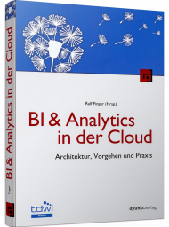 BI & Analytics in der Cloud, ISBN: 978-3-86490-591-9, Best.Nr. DP-591, erschienen 10/2018, € 59,90