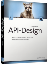 API-Design, ISBN: 978-3-86490-611-4, Best.Nr. DP-611, erschienen 04/2019, € 36,90