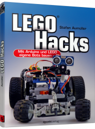 LEGO Hacks, ISBN: 978-3-86490-643-5, Best.Nr. DP-643, erschienen 10/2019, € 29,90
