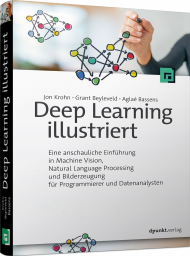 Deep Learning illustriert, ISBN: 978-3-86490-663-3, Best.Nr. DP-663, erschienen 09/2020, € 39,90
