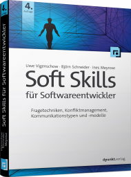 Soft Skills für Softwareentwickler, ISBN: 978-3-86490-697-8, Best.Nr. DP-697, erschienen 06/2019, € 36,90