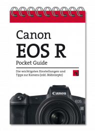 Canon EOS R - Pocket Guide, ISBN: 978-3-86490-704-3, Best.Nr. DP-704, erschienen 10/2019, € 12,95