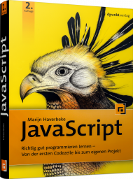 JavaScript, ISBN: 978-3-86490-728-9, Best.Nr. DP-7289, erschienen 12/2019, € 32,90